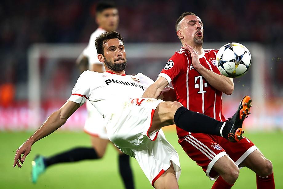 «Бавария» – «Севилья» – 0:0. Лига чемпионов