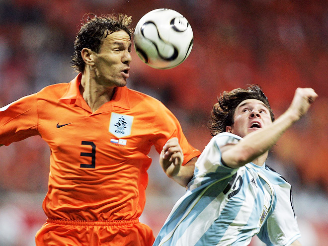 Нидерланды – Аргентина