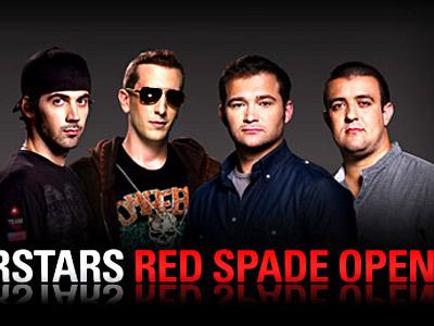 Red Spade Open – турнир на миллион
