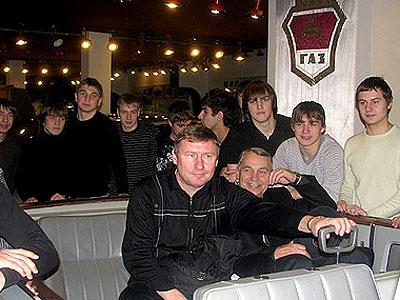 Рьянов: скандинавы – команда с характером
