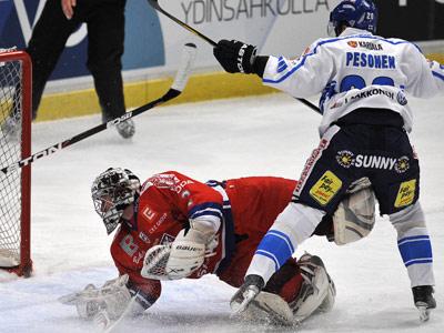 Проигравшая России Финляндия отыгралась на чехах со счётом 7:0