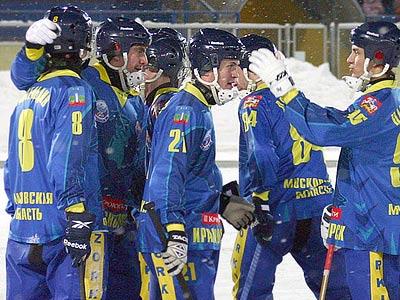 Хоккей с мячом. Итоги 17-го тура чемпионата России