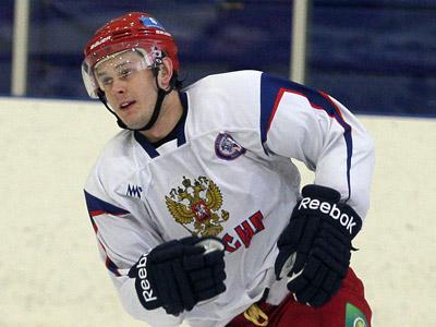 Евгений Дадонов – о возвращении в национальную команду