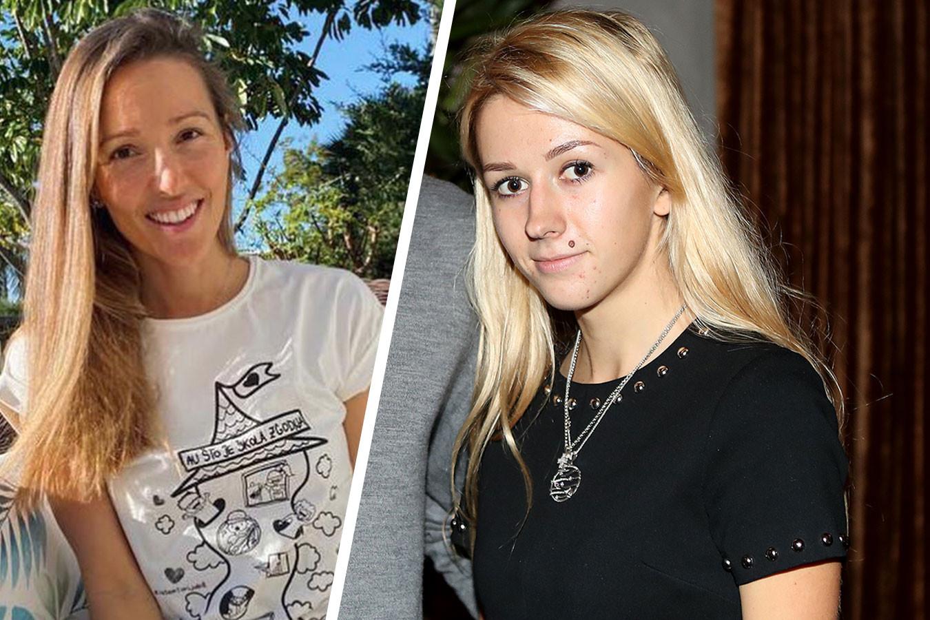 Кто вдохновляет финалистов Australian Open? Как выглядят Дарья Медведева и Елена Джокович