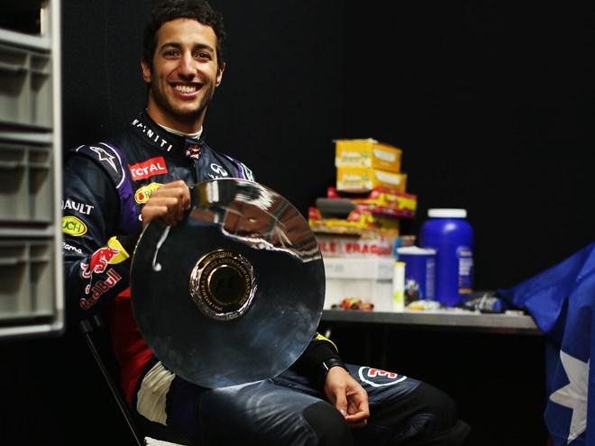 Гран-при Австралии Формулы-1. Онлайн. Воскресенье