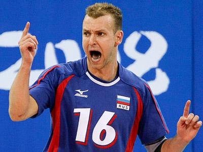 Вербов: я очень сильно соскучился по волейболу