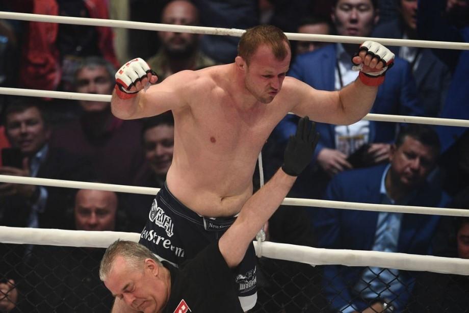 Шлеменко выйдет на самый рискованный бой в карьере