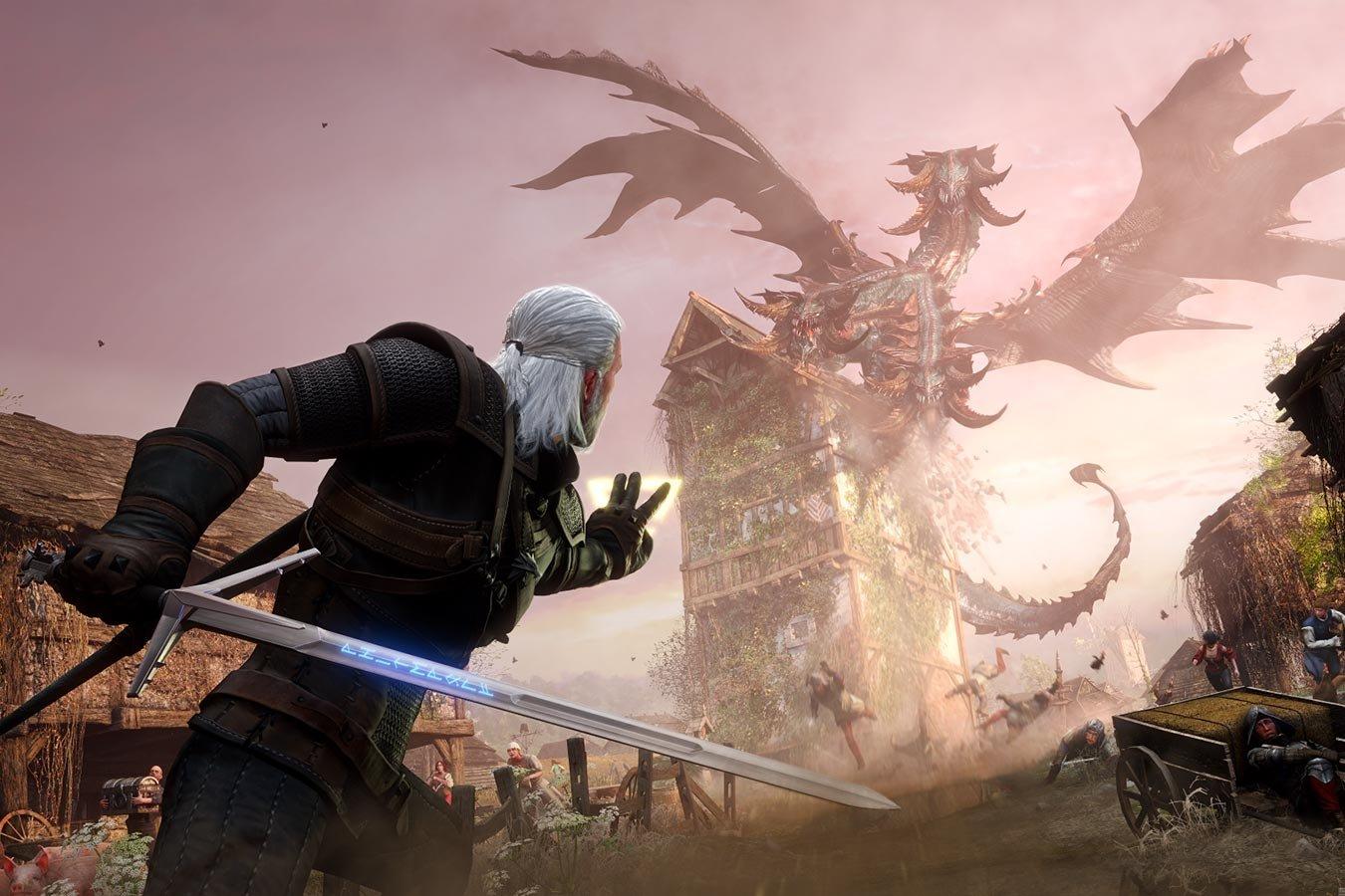 Как изображают драконов в играх
