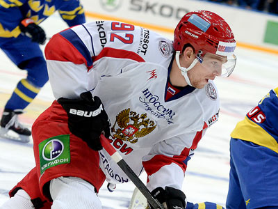 Евгений Кузнецов – о победе над шведами