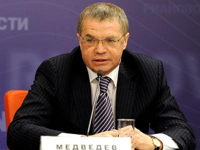 Александр Медведев – о КХЛ