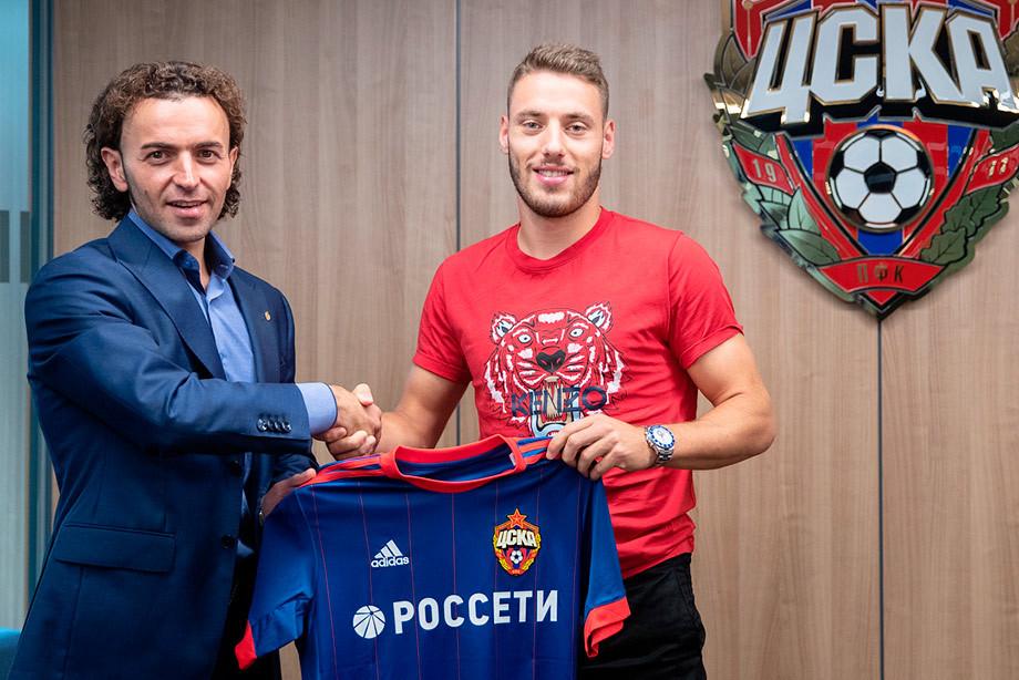 Влашич уже в ЦСКА, а Груич на подходе. Таблица трансферов РПЛ