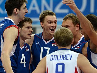 Россия выиграла у Кореи на Универсиаде – 3:0