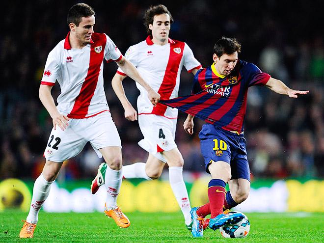 «Райо Вальекано» – «Барселона»