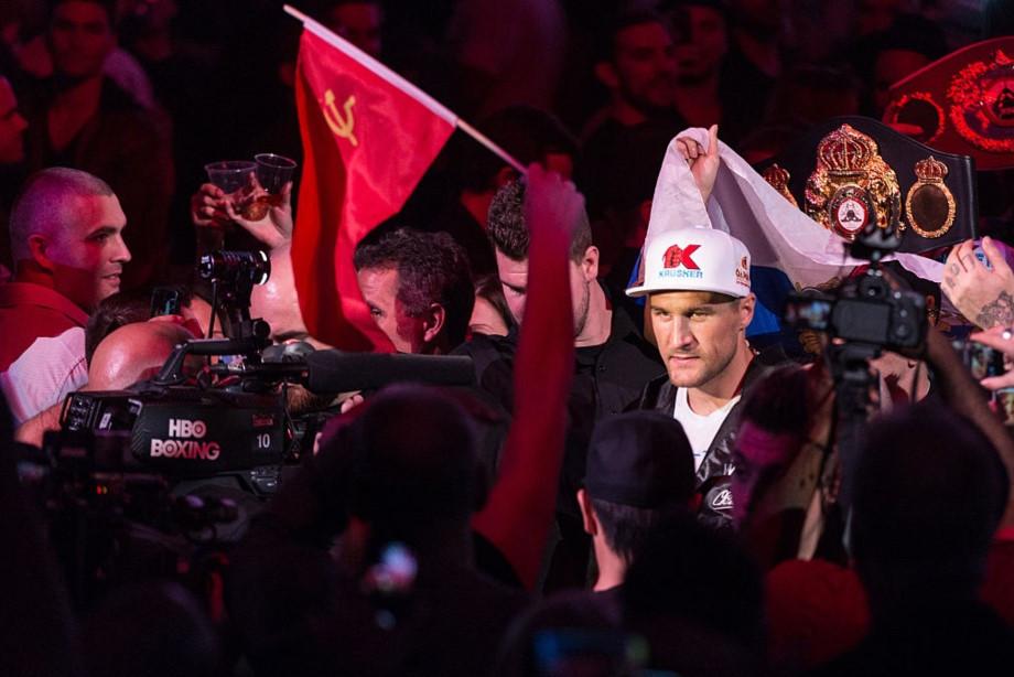 Территория РФ. Почему полутяжёлый вес – самый крутой и русский в боксе