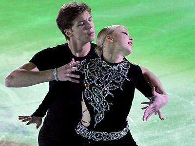 Боброва: в нашем танце страсть, и ссоры, и любовь