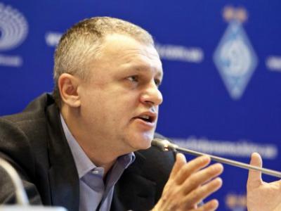 Президент «Динамо» об «Актобе», Зозуле и ЛЕ