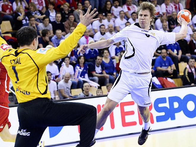 Россия на чемпионате мира по гандболу