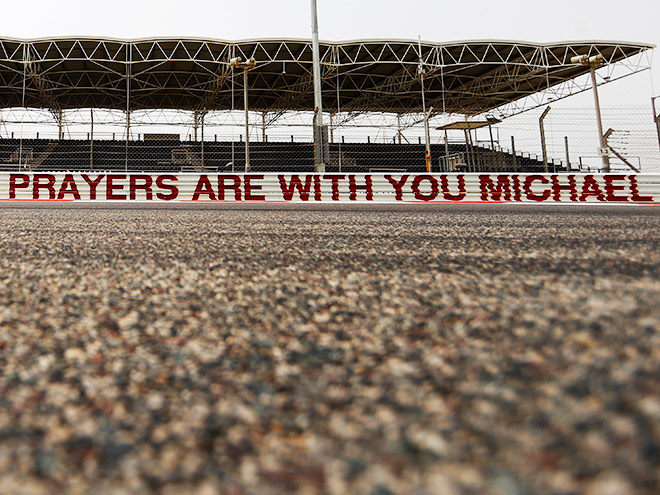 Гран-при Бахрейна Формулы-1. Онлайн пятницы