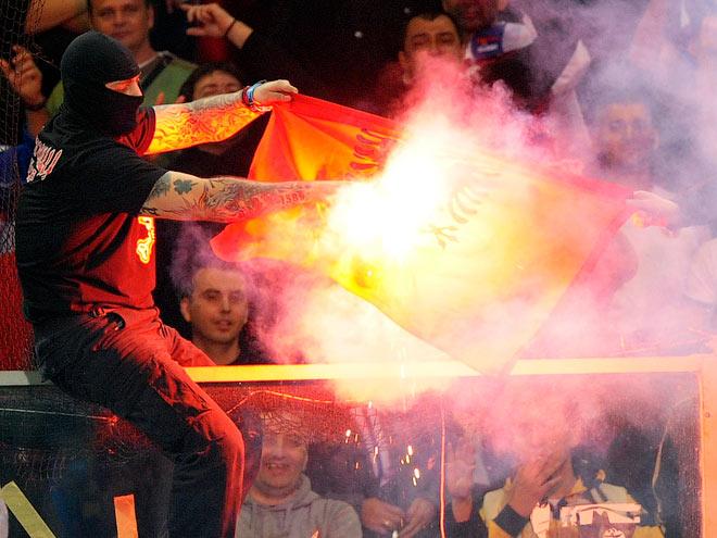 В Белграде сыграют Сербия и Албания