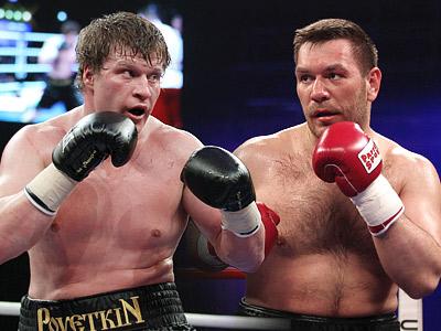 Поветкин победил Чагаева. Как это было