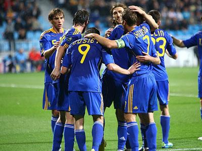 Ребров: лидер в сборной проявится ближе к Евро