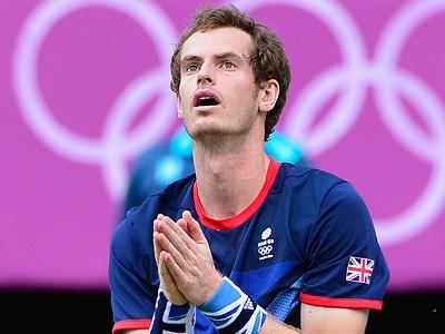 Лондон-2012. Теннис. Маррей