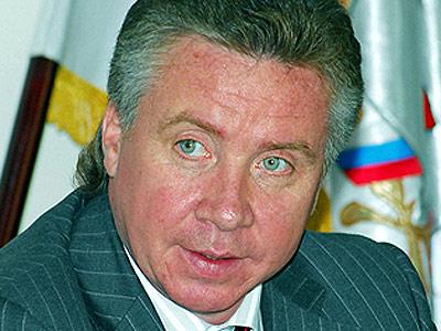 Осипенко: Шанцев — самый хоккейный губернатор