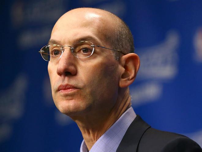 Комиссар НБА хочет легализовать игорный бизнес