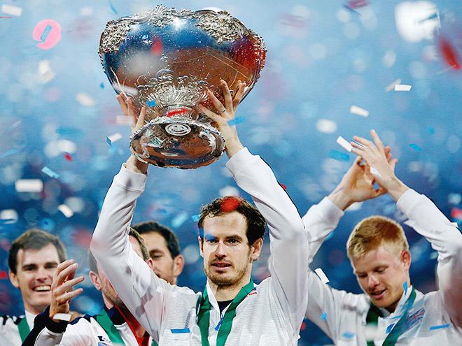 Сборная Великобритании по теннису