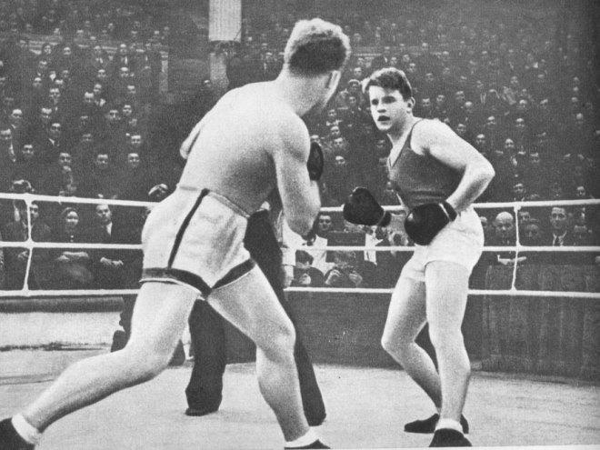 Боксёры, ковавшие победу в Великой Отечественной войне