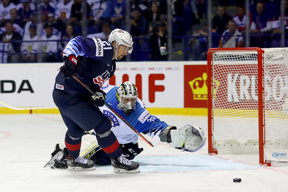 США – Финляндия – 3:2 ОТ, обзор матча