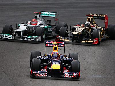 Лучшие обгоны Формулы-1 сезона-2012