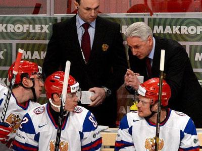 Сборная России выиграла у Чехии – 2:1