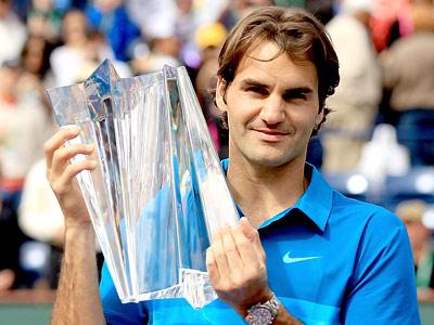 Победы Федерера и Азаренко, парный успех Надаля и неудача Маррея
