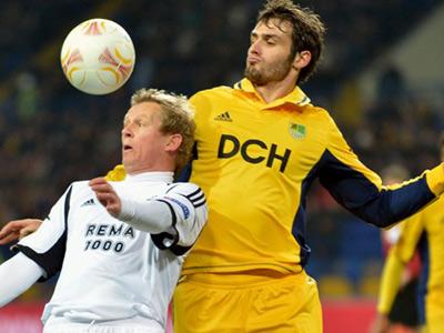 Валерий Яремченко о матчах Лиги Европы