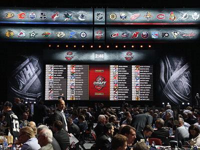 Об истории драфта НХЛ