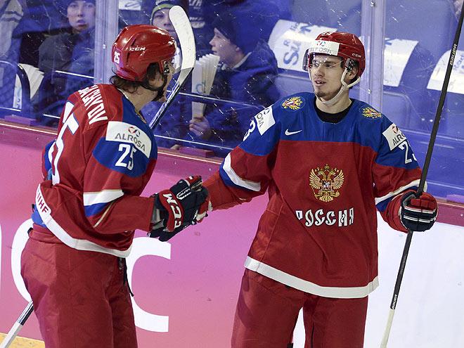 МЧМ-2016. Превью матча Россия – Финляндия