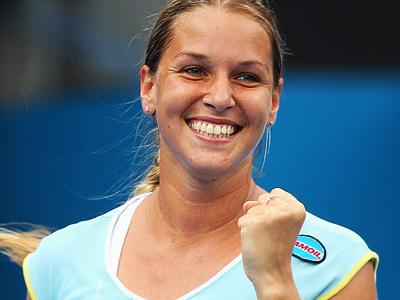 Цибулкова: очень люблю теннис