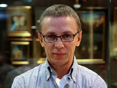 Игорь Ларионов - о МЧМ