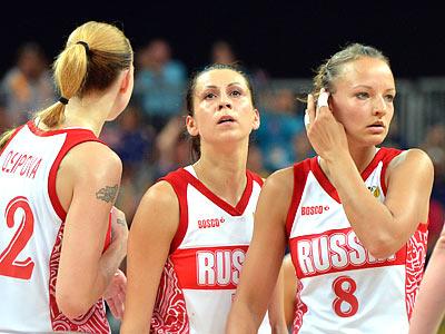 Лондон-2012. Баскетбол. Сборная России