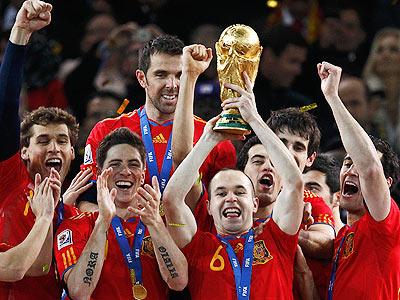 Мгновения года. Чемпионат мира