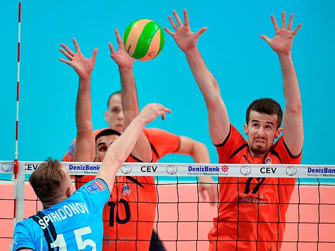 Казанский «Зенит» выиграл второй матч в групповом турнире ЛЧ