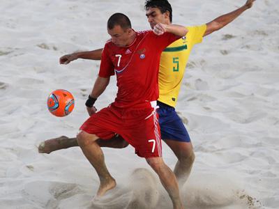 Обзор команд группы D ЧМ по пляжному футболу
