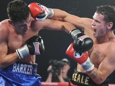 Обзор главных боксёрских боёв 16-18 августа
