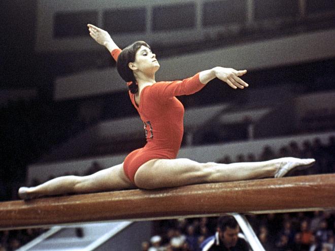 страстные гимнастки