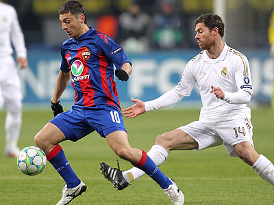 Дзагоев пообещал после гола «Реалу» станцевать на «Сантьяго Бернабеу»