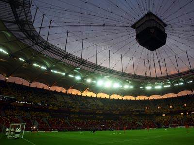 """Стадион """"Националь"""" готов к финалу"""