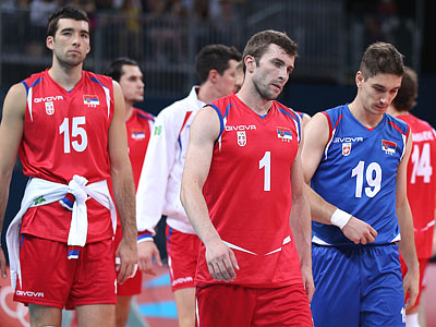 В группе осталась только Сербия