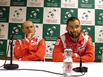 Михаил Южный и Николай Давыденко