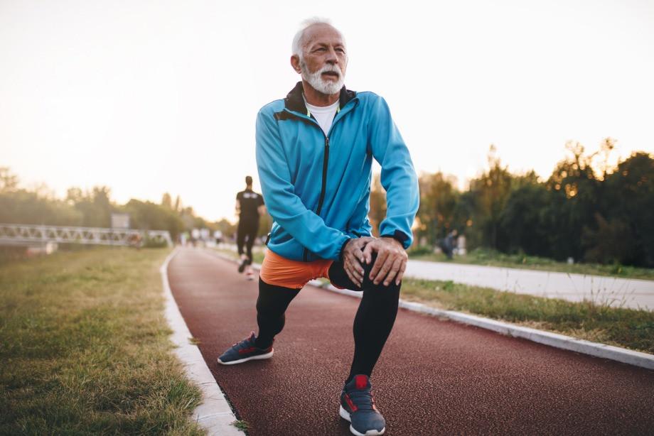 Упражнения для проверки физической формы. Проверка биологического возраста